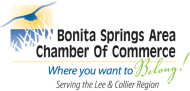 Bonita Springs Chamber of Commerce logo
