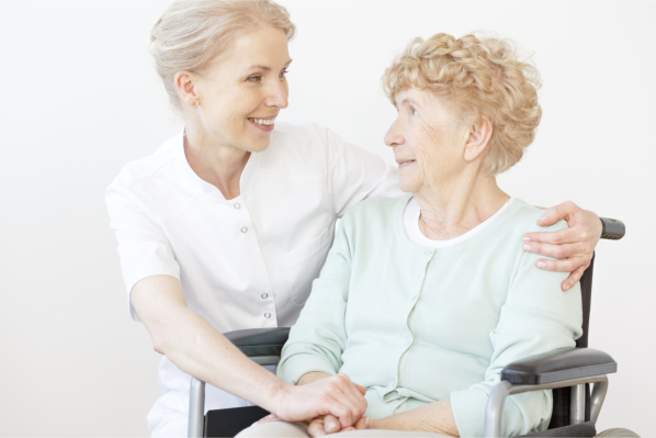 Living at an Advanced Age: Companionship Helps